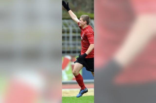 Freiburger A-Junioren in bester Spiellaune