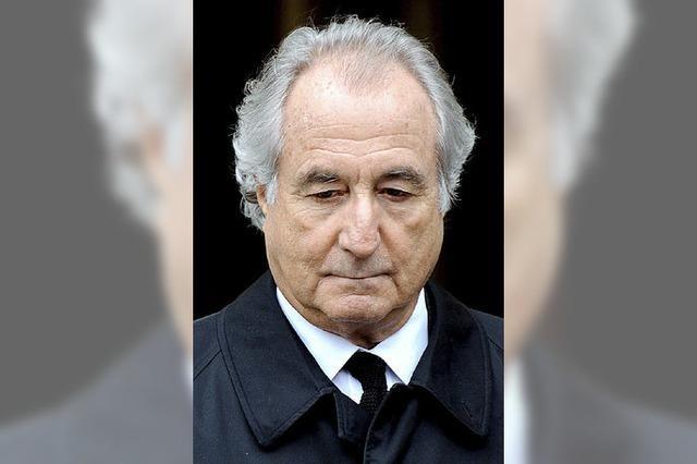 Bernard Madoffs Sohn nimmt sich das Leben