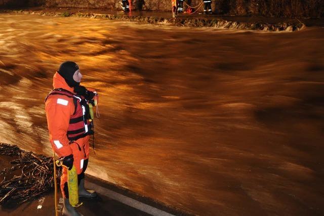 48-jähriges Hochwasseropfer bleibt verschwunden