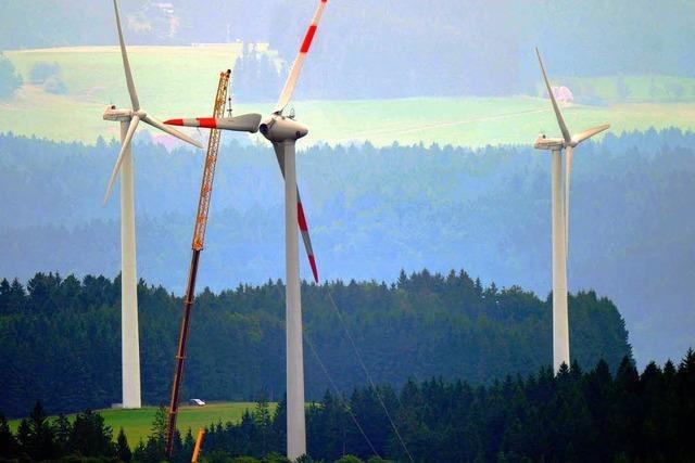Bürgerbefragung zu neuen Windrädern geplant