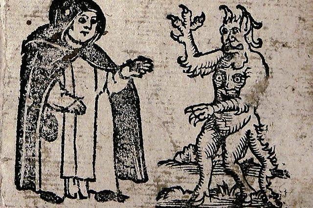Offenburger vom Teufel geritten