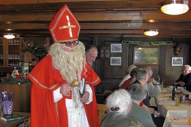 Helfer organisieren Feiern für Senioren in Ibach und Dachsberg