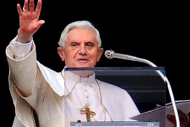 Termin des Papstbesuchs in Freiburg steht