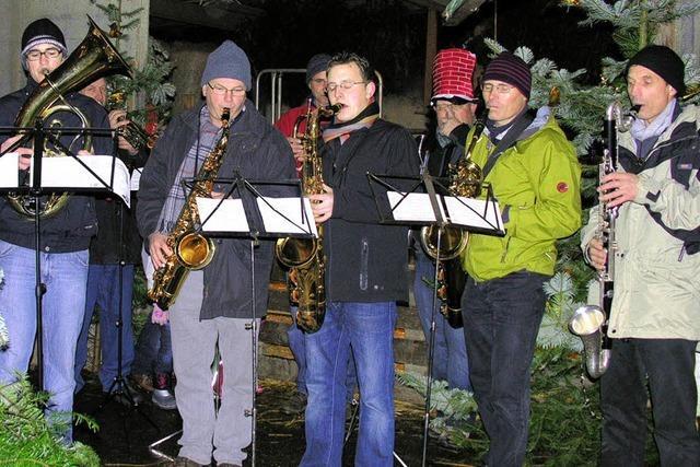Weihnachtsfest im Sulzbachtal