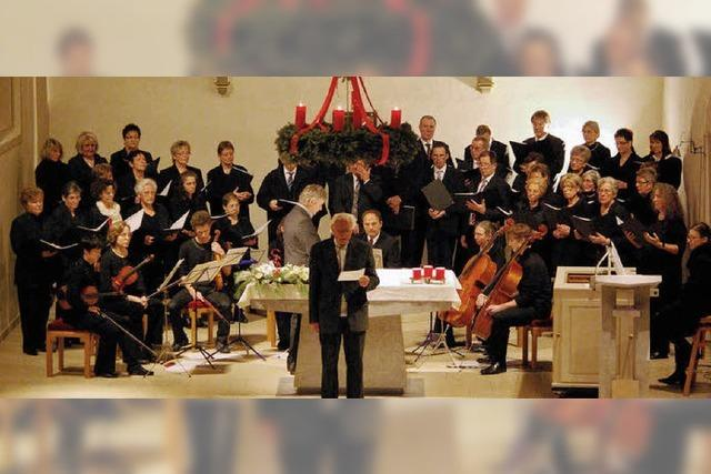 Himmlische Musik im Advent