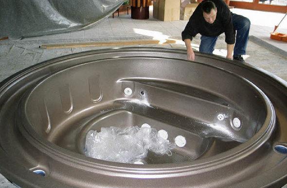 bad bellingen neuer kleiner pool f r natives heilwasser badische. Black Bedroom Furniture Sets. Home Design Ideas