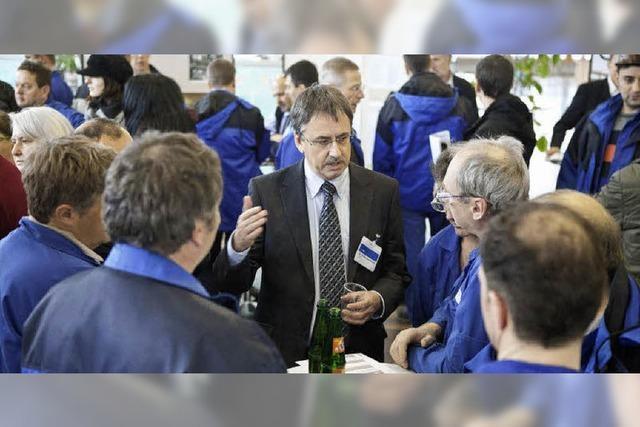 BASF stellt Jobangebote vor