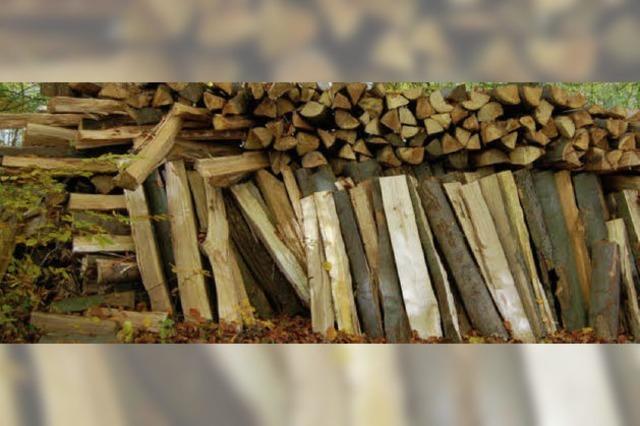 Holz ist gefragt wie nie