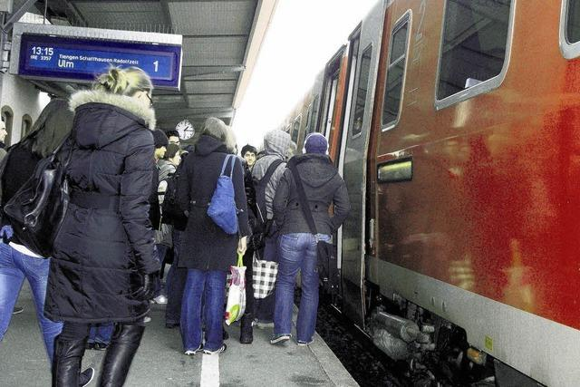 Kritik an der Bahn geht weiter
