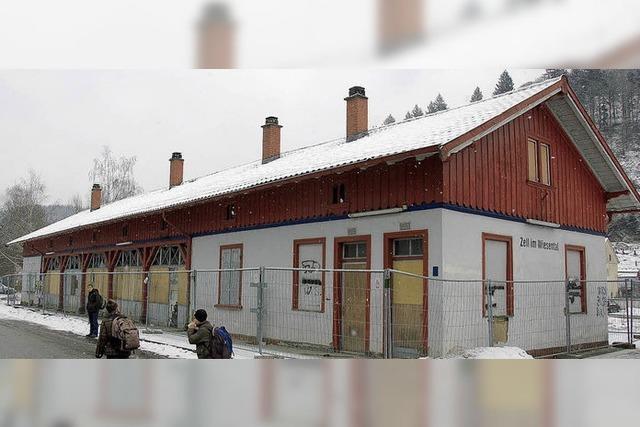 Bauantrag für Bahnhof: Nächstes Jahr Neubau