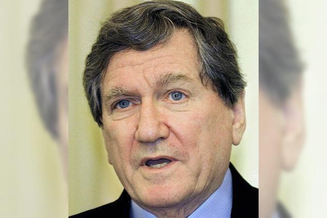 Spitzendiplomat Holbrooke stirbt nach Operation