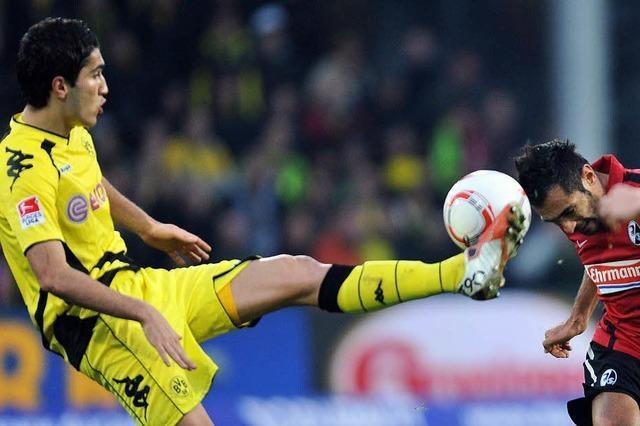 Reifeprüfung für Borussia Dortmund