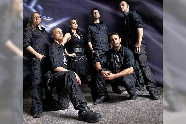 Sechs Metal-Bands beim Heavy Xmas Festival