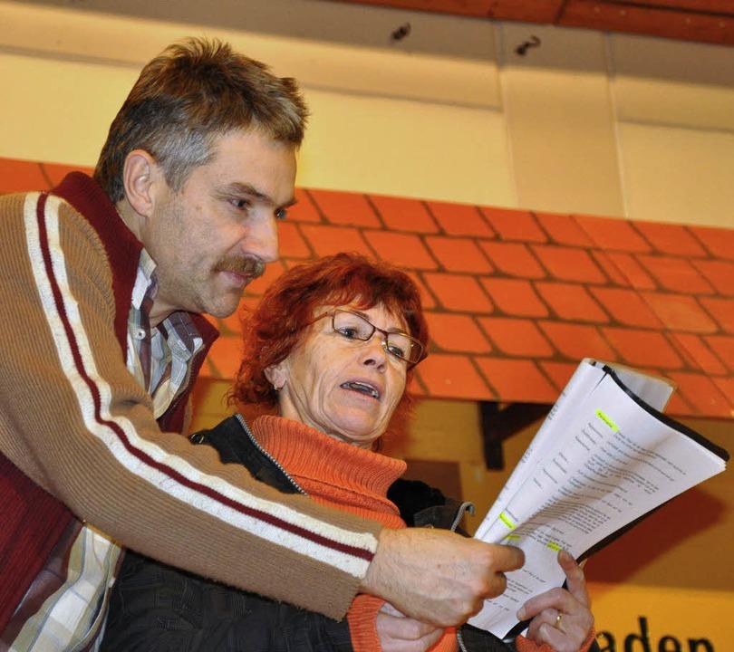 Die Akteure der Theatergruppe der Trac...g für die Aufführung am 26. Dezember.   | Foto: Privat