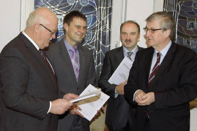 Die Planung für die Umfahrung Bötzingen steht