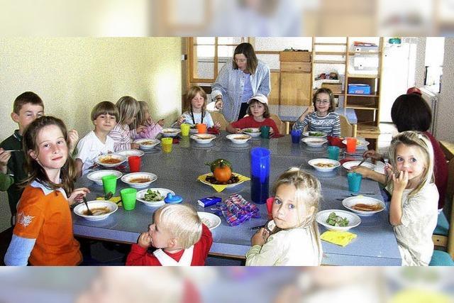 Rechenübungen zur Zukunft der Kinderbetreuung