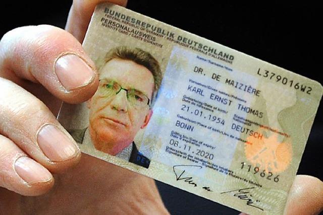 Der alte Personalausweis hatte mehr Fans