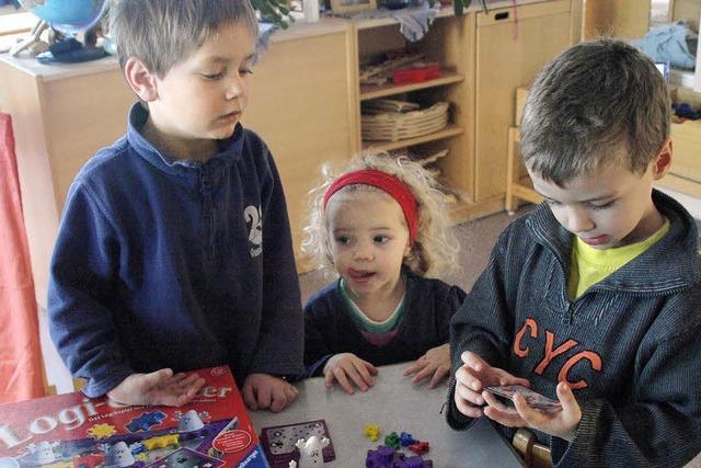 Spielparadies für Dachsberger Kinder