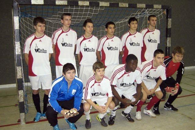 Mooswälder siegen im Futsal