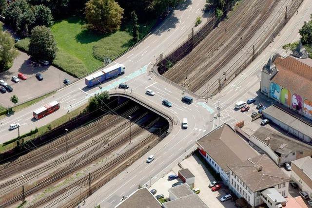 Sanierung der Unionbrücke dauert von April bis November