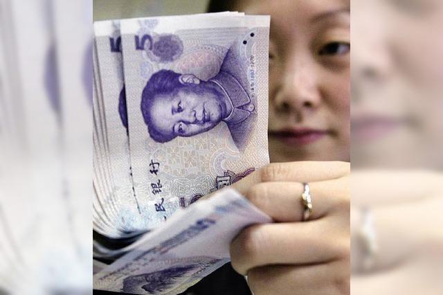 Die Chinesen schenken gern mit Kalkül