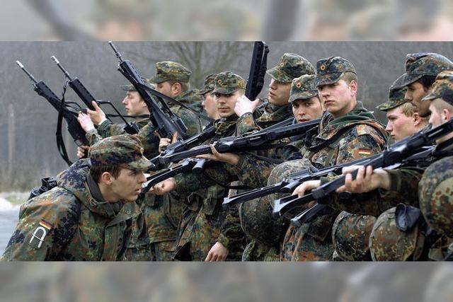 Bundeswehr: Wer nicht antritt, wird nicht geholt
