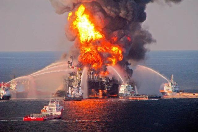 Ölkatastrophe: US-Regierung verklagt BP