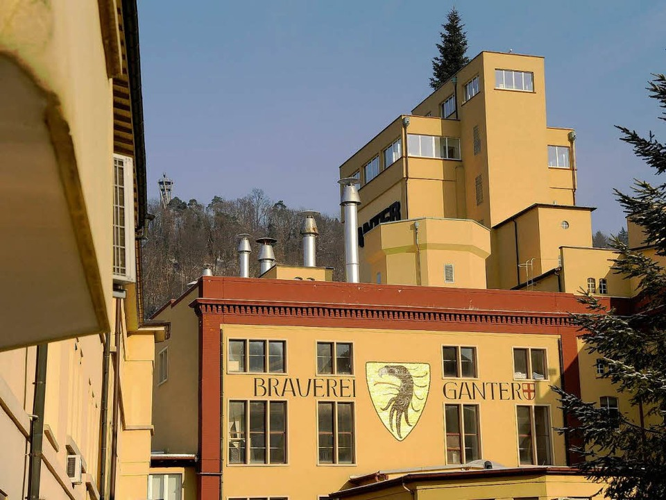 Ganter braut seit 145 Jahren Bier in Freiburg.    Foto: Ingo Schneider