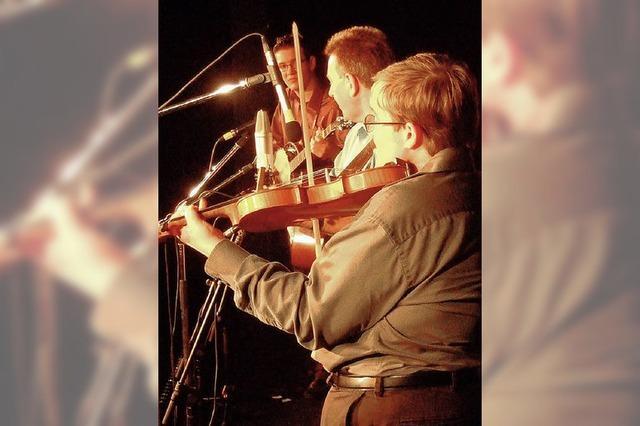 Ein Wahnsinnsgeiger, der Paganini die Stirn bietet