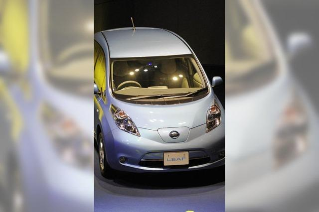 Die große Teststrecke für E-Autos