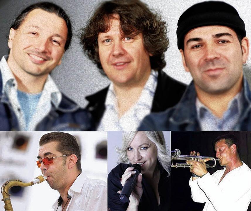 DONNERSTAG: SONGS: Gäste zu Weihnachten - Rock & Pop - Badische Zeitung