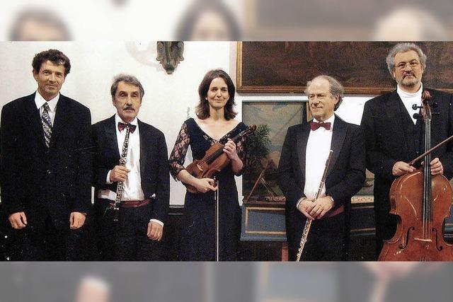 KLASSIK: Jahresausklang mit Flöte