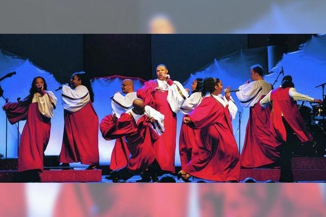 GOSPEL: Ein sehr lebendiges Ensembles