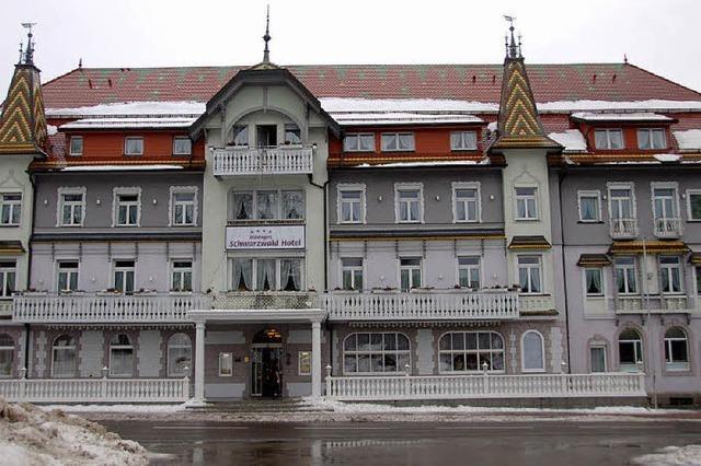 Ins Schwarzwaldhotel soll kräftig investiert werden