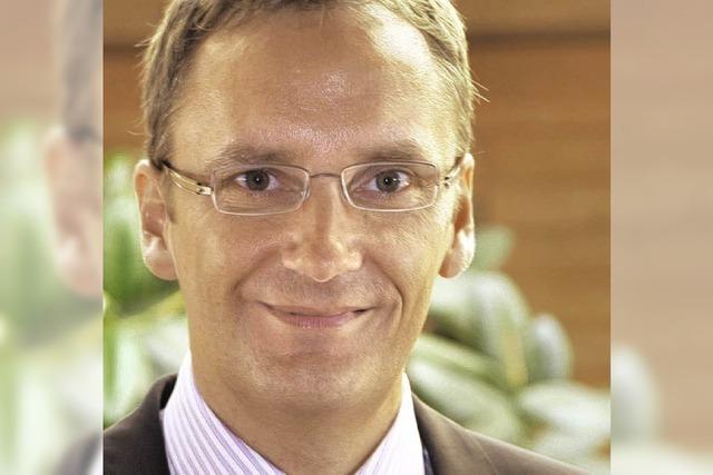 Markus Ibert bleibt Chef der IGZ in Lahr