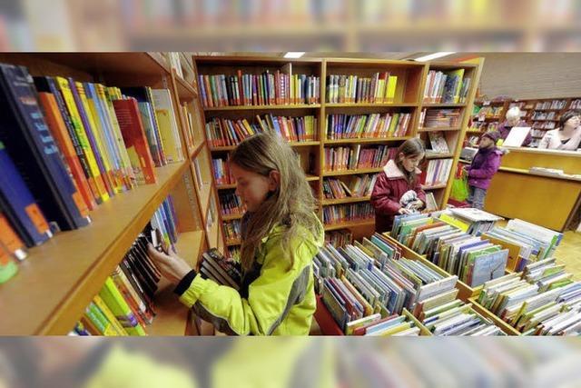 Eine ganze Scheune voller Bücher