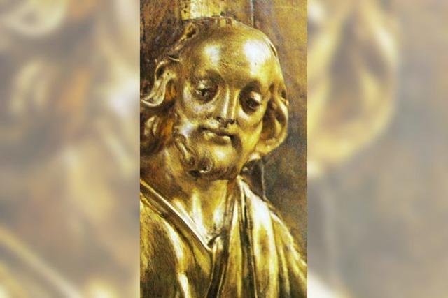 Bauernbub wurde Klosterbildhauer