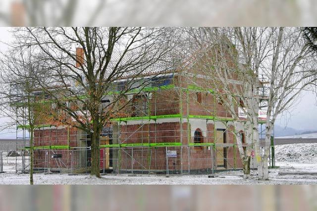 Konzepterweiterung für die Villa