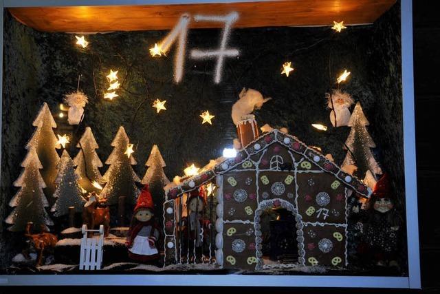 Tüllinger Adventskalender