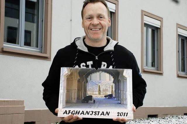 Afghanistan-Kalender soll Kindern helfen