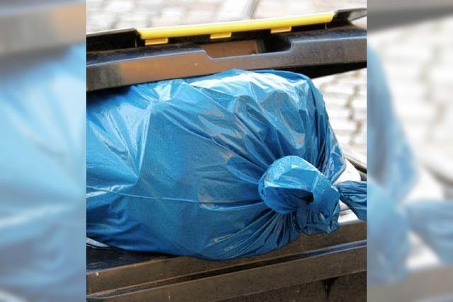 Mülleimer werden doch noch geleert