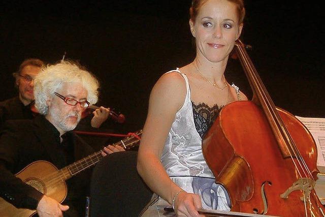 Sol Gabettas neue Lust auf Vivaldi