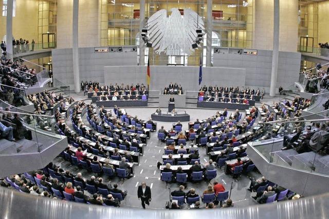 Norbert Lammert: Für neue Formen der Beteiligung