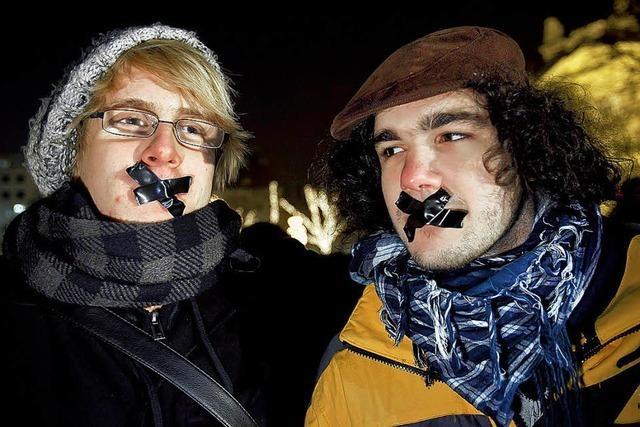 Ungarn schränkt die Pressefreiheit ein