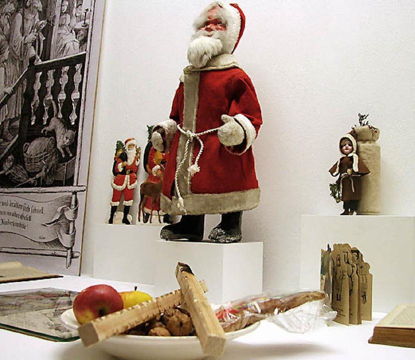 Zum Nikolaustag bekannten früher die K...erbhölzern wie brav sie gewesen waren.  | Foto: Eva Korinth