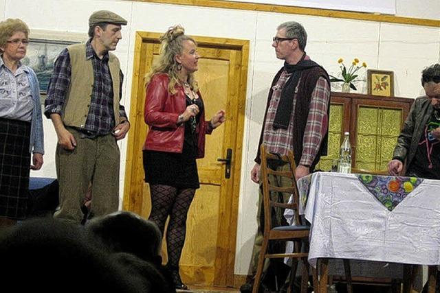 Wittnauer Theater und Auer Gesang