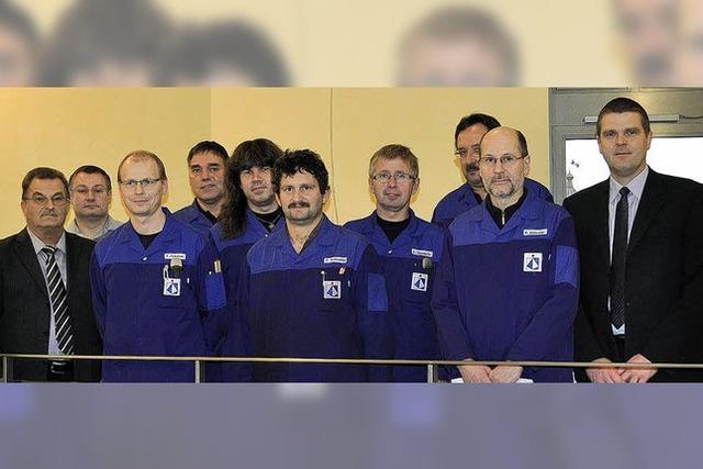 Erfolgreiche Dienstleister des Werkzeugbaus