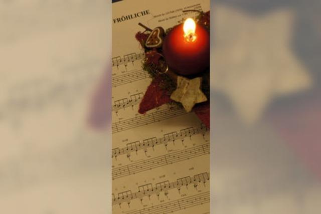 """Die """"Stimmen""""-Stadt Lörrach musiziert an Weihnachten"""