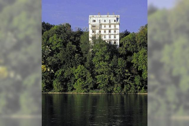 Baupläne fürs Rheinschloss