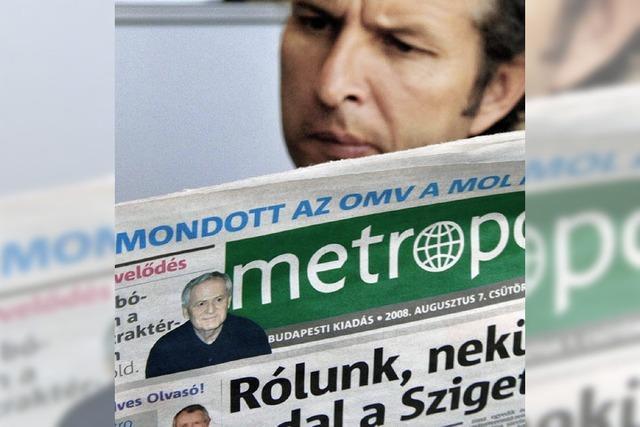 Die Kritik an Ungarn wächst